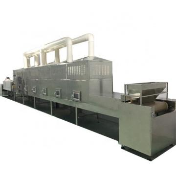 Ketchup Microwave Low temperature Drying and Sterilization Machine