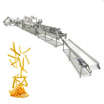 High Quality French Fries Production Line Potato Chips Making Machine