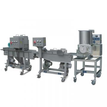 Utility Squid Rings Battering and Breading Machine