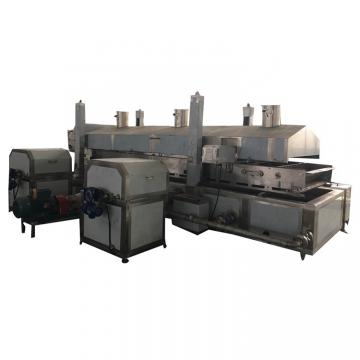Continuous Frying System for Peanuts Seed Cashew Green Peas