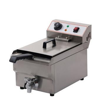 Cornbread Ball Conveyor Belt Frying Machine Continuous Hushpuppy Fryer