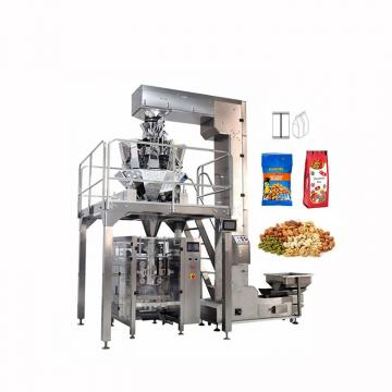 Full Automatic High Speed Flow Pack Machinery System for Biscuit Rice Cake