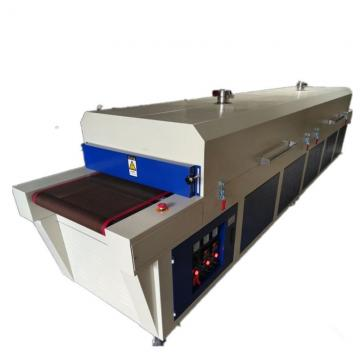 Conveyor System Chain Belt Pre-Heating Uniform Conveyor Oven