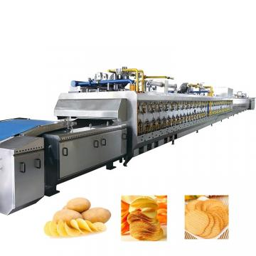 Chips Frying Crisp Potato Wave Chips Making Machine Potato Chip Maker Equipment