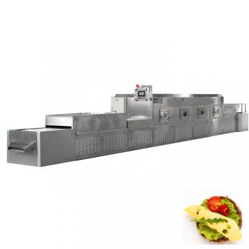 Stainless Steel Industrial Tunnel Microwave Heating Flower Drying Machine