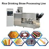 Rice Wheat Straw Extruder Pasta Macaroni Making Machine